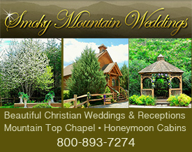 pigeon forge wedding chapel