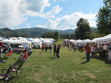 townsend spring festival
